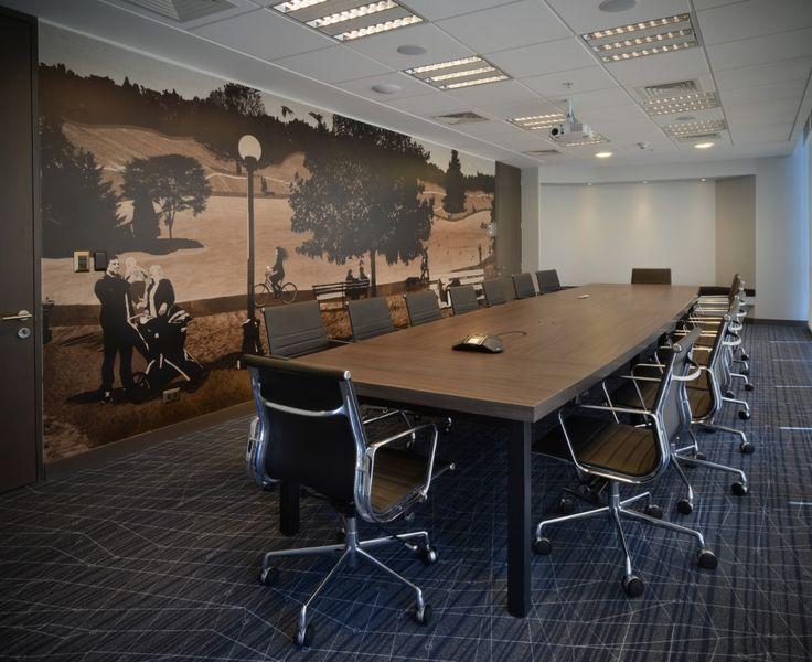 Sala de reuniones.