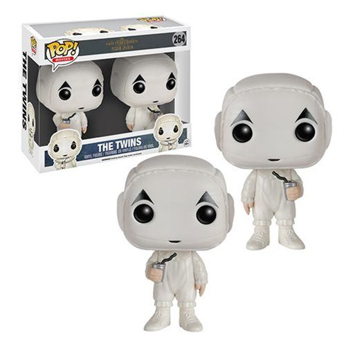 Miss Peregrine's Snacking Twin Pop! Vinyl Figure 2-Pack - Funko - Miss Peregrines Home for Peculiar Children - Pop! Vinyl Figures at Entertainment Earth