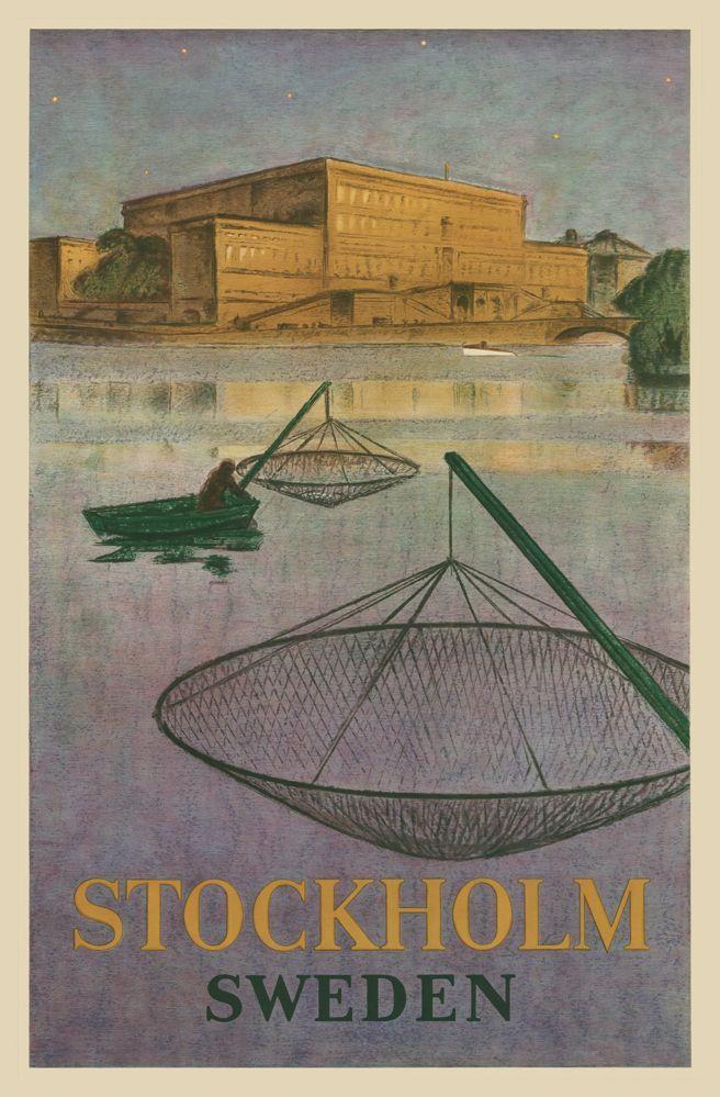 Stockholm, Sweden (Yngve Berg)