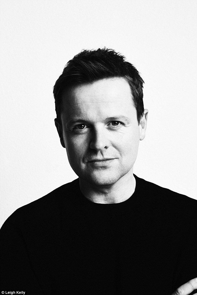 Sticking around: In the accompanying interview for the slick images, Ant and Dec muse that...
