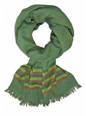 Scarf4All Rasta Green Scarf. Buy @ http://thehubmarketplace.com/Rasta-Scarf-Green