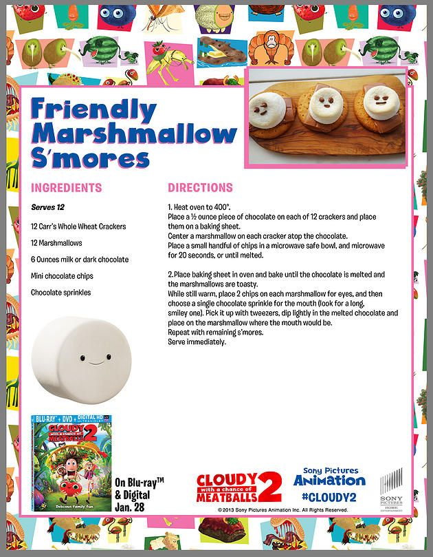Rainbow Gospel Radio   Friendly Marshmallow S'mores