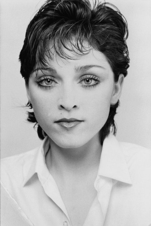 Madonna S Beauty Evolution Makeup Inspiration 1980s