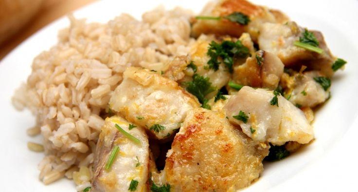 Citromos-vajas sült hal recept | APRÓSÉF.HU - receptek képekkel