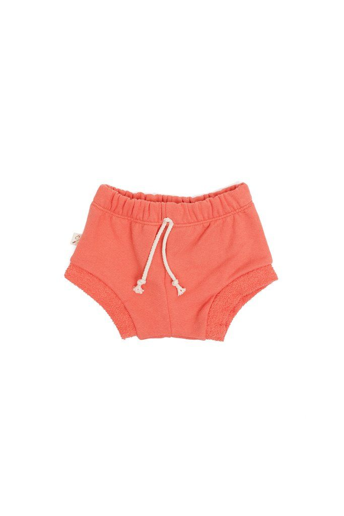 these soft and cozy shorties are perfect for summer days! with an elastic waist, faux drawstring, and contrasting leg bands, they blend comfort and style.