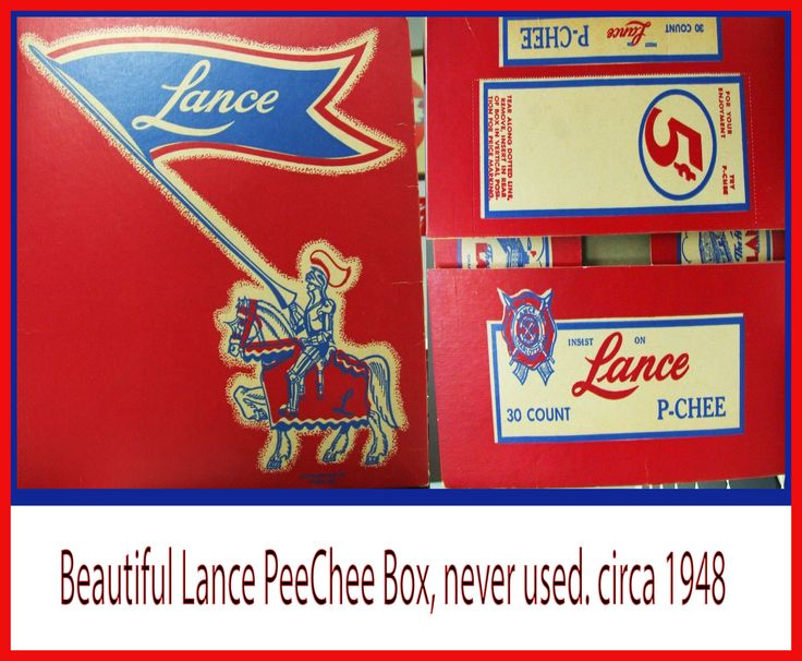 271 Best Images About Lance Collector On Pinterest