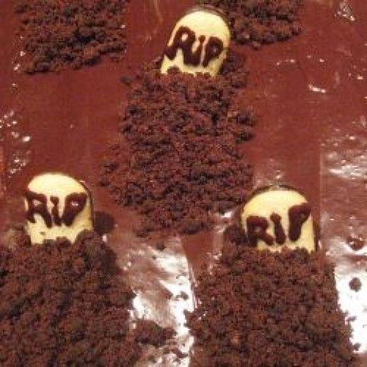Graveyard cake recipe cool whip