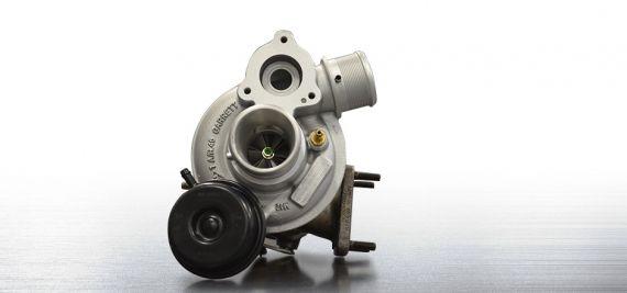 Turbina Fiat 500 1400cc
