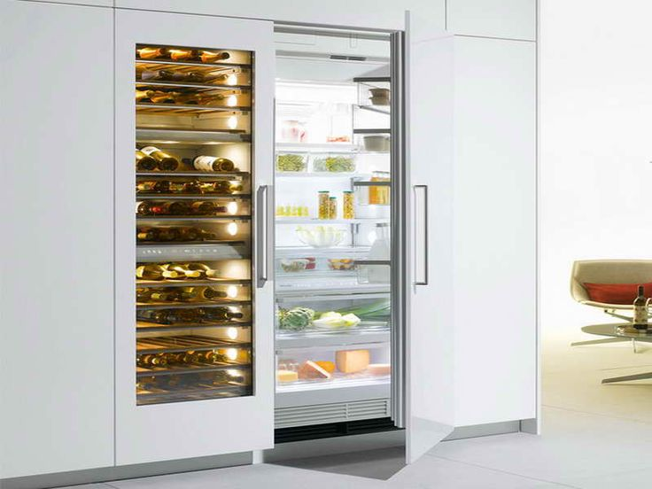 Miele Wine Refrigerator Would Be Amazing With An All