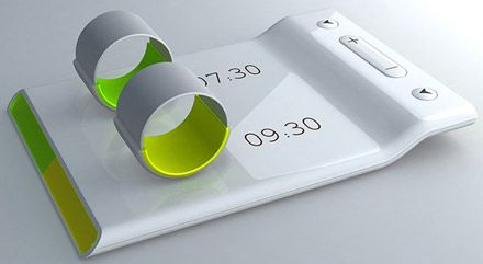 Alarming 'Ring' concept vibrates finger to wake you up -- Engadget