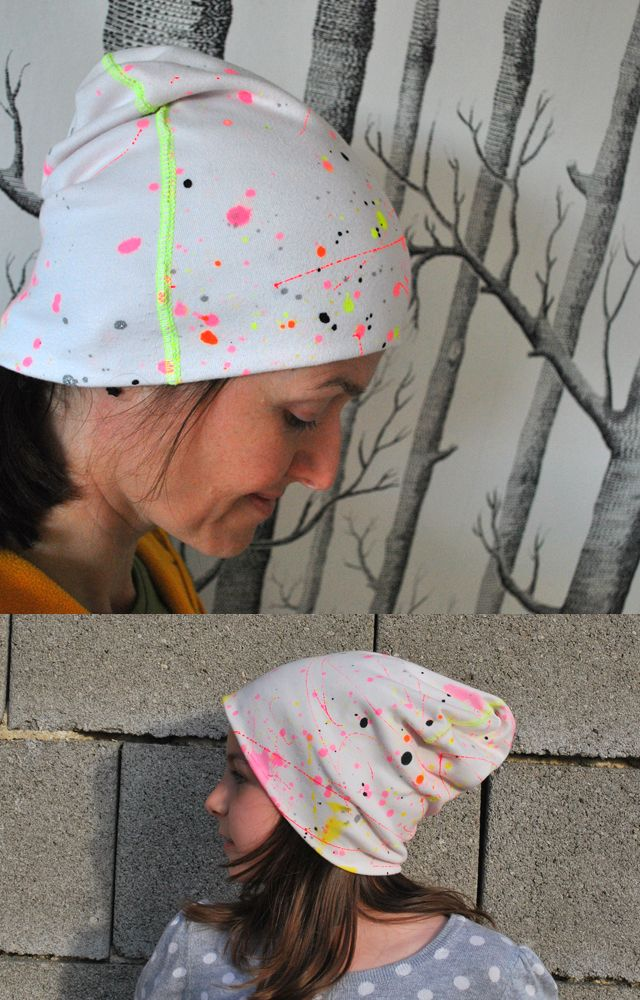 kleinFORMAT: Selbermachen: Die schnellste Mütze der Welt