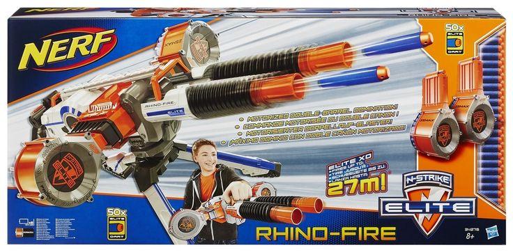 Nerf N'strike Elite Rhinofire