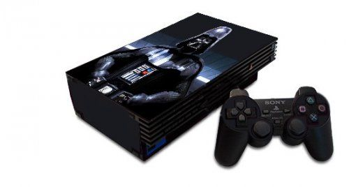 Vader Playstation 2 Skin  #playstation #controllers #gaming #console