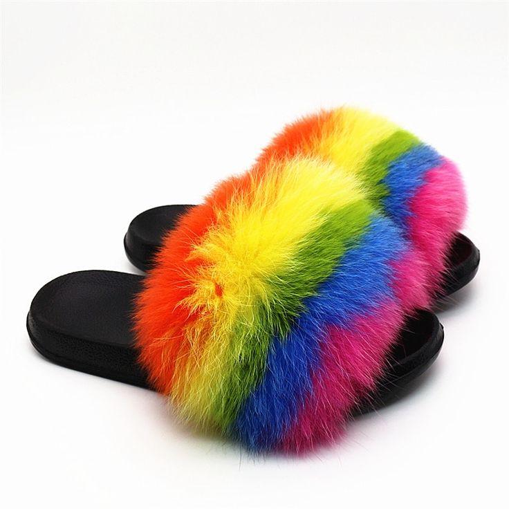 how to make big fur slides