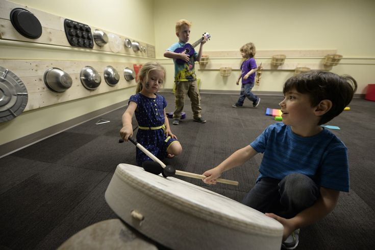 Discovery zones — CHILDREN'S DISCOVERY CENTRE