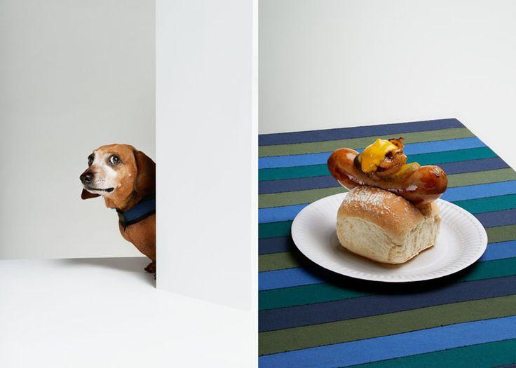 Hot Dogs by Jess Bonham