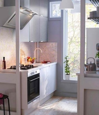 Linea 3 cocinas dise os de cocinas muy peque as reforma - Linea 3 cocinas ...