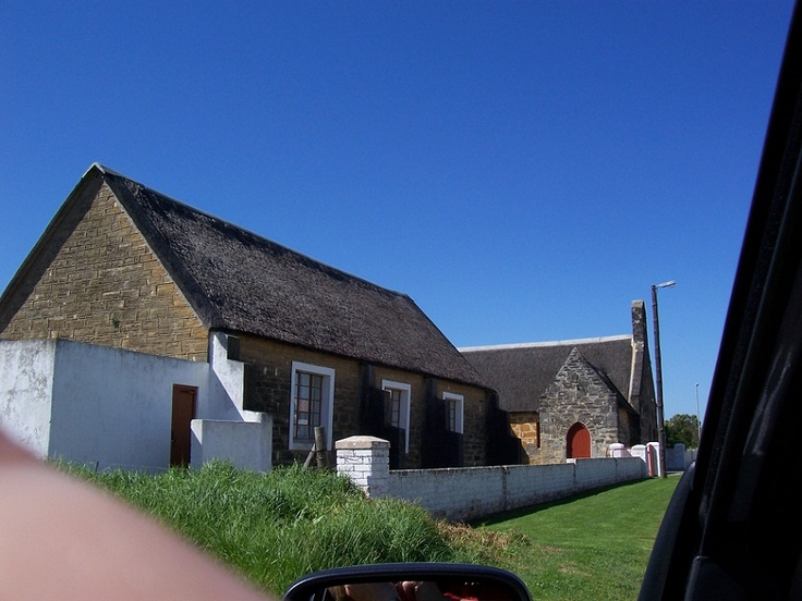 Beautiful little Stanford, Western Cape