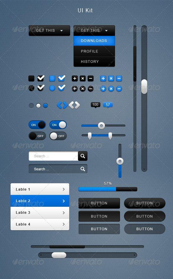 User Interface Kit