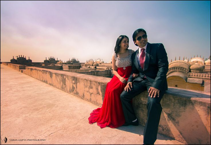 A shot from a pre wedding that we did in Jaipur. For shoots, Call us on 9983996485.  Like us on Facebook: https://www.facebook.com/photographybytarun