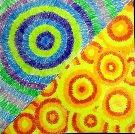 Color Art Ideas For Preschoolers : 264 best visual art ideas images on pinterest