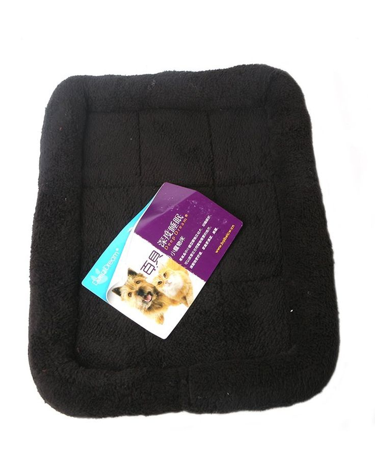 Coco*Store Multicolor Dog Cat Pet Bed Cushion Puppy Soft Plush Mats Crate Cage Floor Mattress for Cars -- Read more reviews of the product by visiting the link on the image.