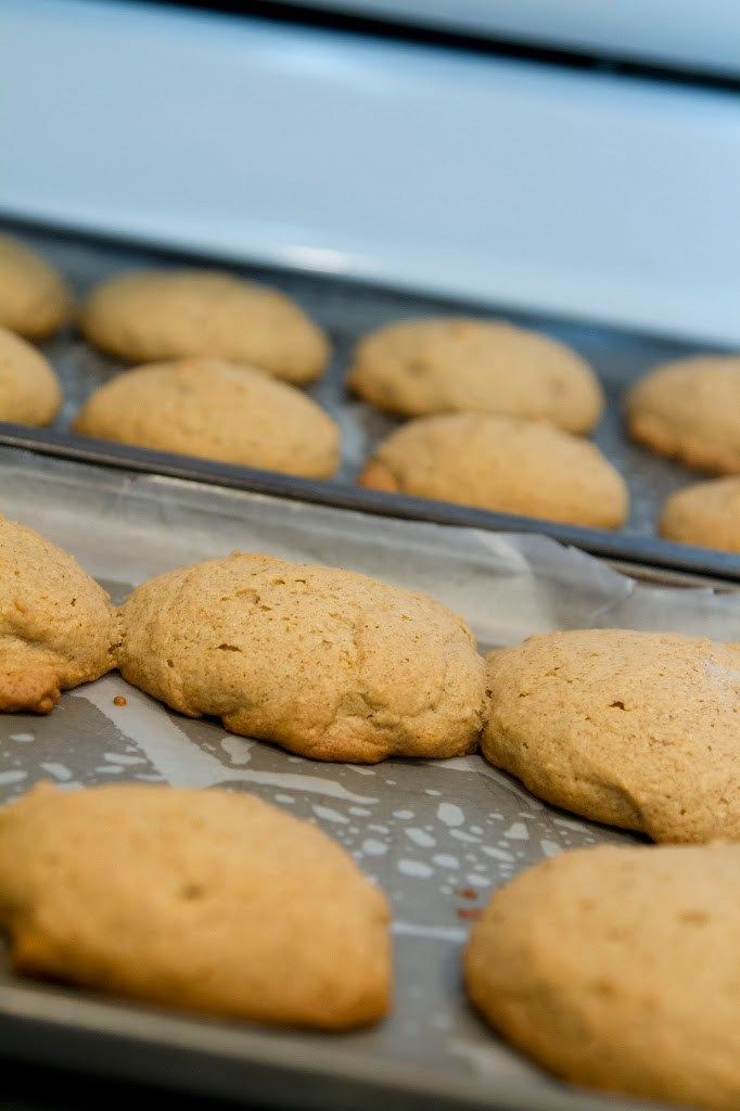 Applesauce Cookies - Hip & Simple