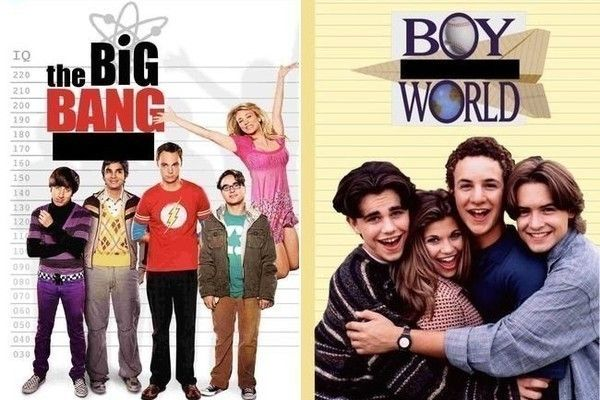 Can You Complete the Famous TV Show Title? - Let's find out how well you know these small-screen gems! - Quiz