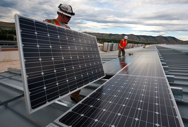 Clean Energy Companies Are Powering Economic Recovery and Job Growth