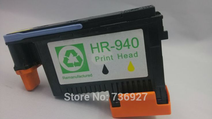 1PK INKTONER remanufactured 940 printhead  C4901A(Cyan/Magenta) For HP officejet pro 8000, 8500, 8500A 8500A plus, 8500A premium