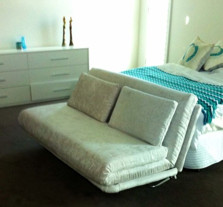 New upholstery for this fold out bed