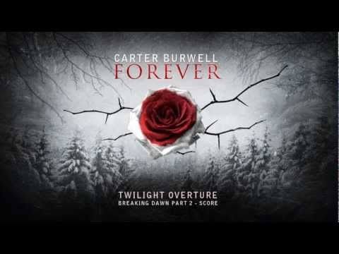 Carter Burwell - Twilight Overture [Breaking Dawn Part 2 - Score] ~ This is just so beautiful and amazing!! :)