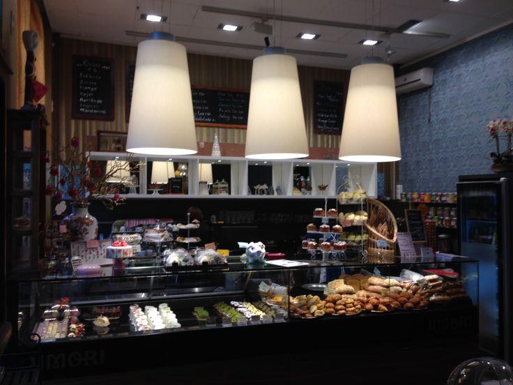 FRANKFURT | Cafe Bitterzart Frankfurt am Main