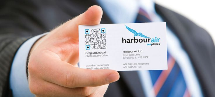 how to use qr codes on business cards vcard or vcard