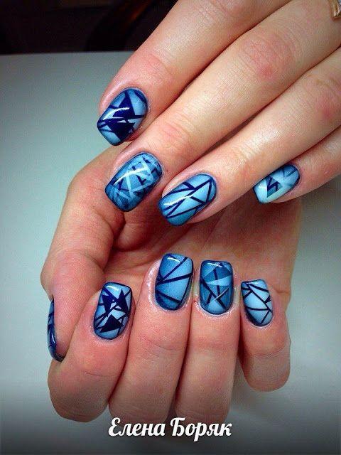 Stunning Airbrush Nails!