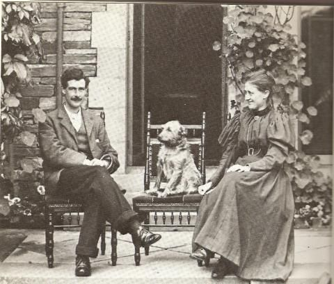 Bertram and Beatrix Potter - Brother and Sister Visual Arts Famous People Tragedies and Triumphs Nineteenth Century Life