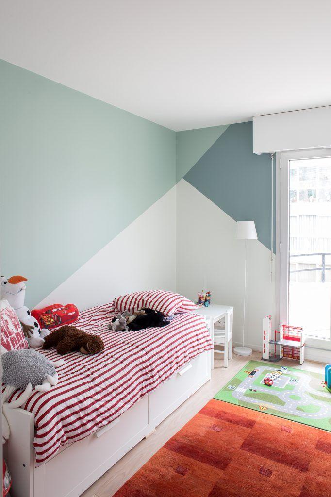 Folie mericourt marion d riot paint it en 2019 valet de chambre peinture chambre gar on - Peinture chambre parents ...