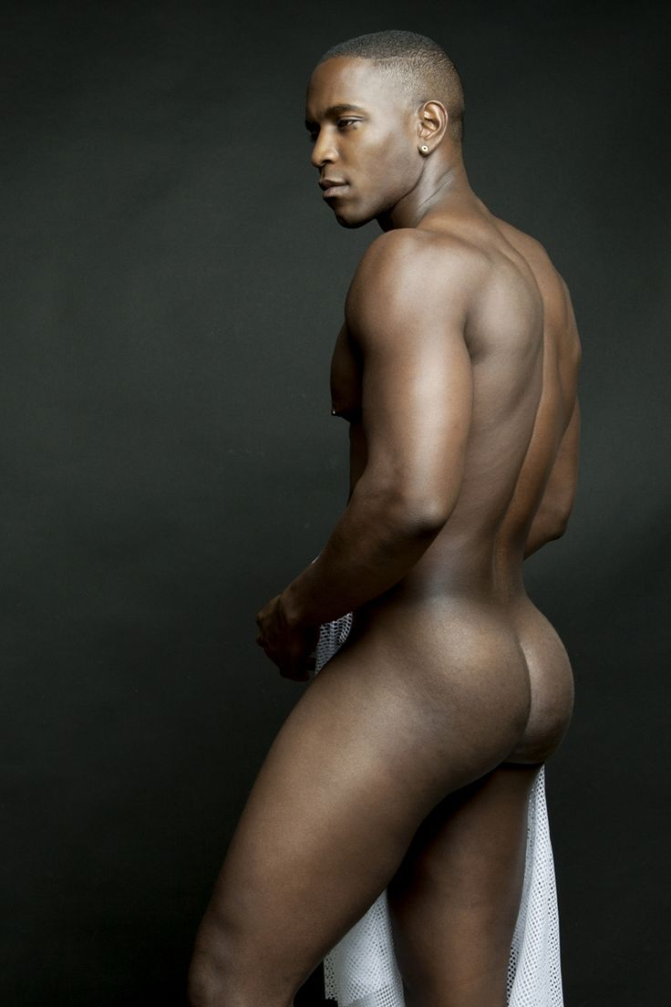 pictures of black nude men
