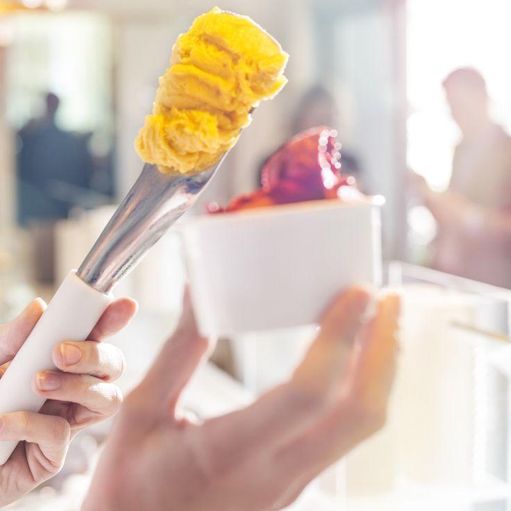 Köstliches Eis wie in Italien in der Ballabeni Eisdiele in der Maxvorstadt | creme münchen