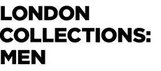 London Collections: Men - HIGHLIGHTS Autumn Winter 2015 Day 2 lou dalton