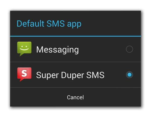 Android 4.4 to See Changes in SMS Giving Developers a Chance to Make More Stable SMS Apps - http://www.aivanet.com/2013/10/android-4-4-to-see-changes-in-sms-giving-developers-a-chance-to-make-more-stable-sms-apps/
