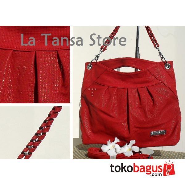 Tas Fashion Warna Merah Kode: HB-FMR111