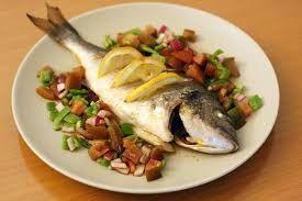 Recipes Spanish baked fish. (Recipes Spanyol)