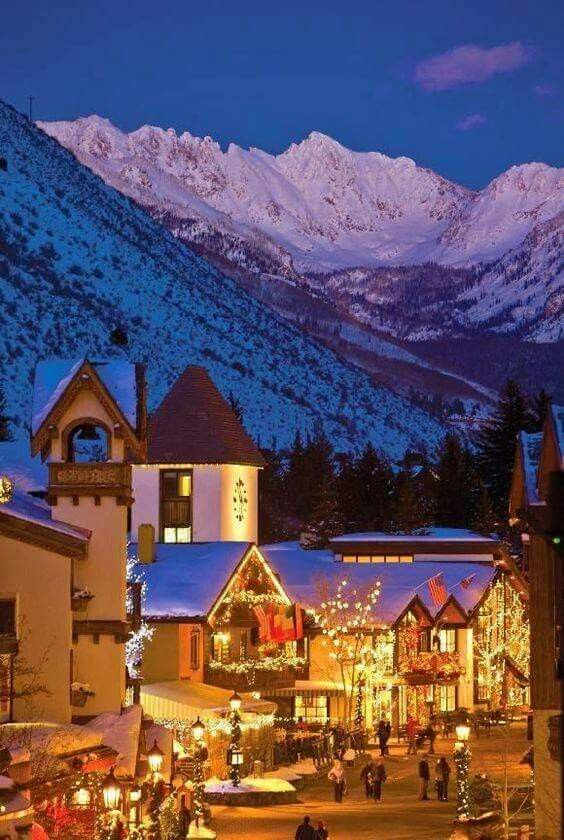 Vail Colorado USA
