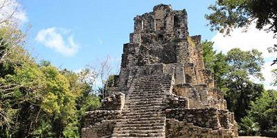 Coba, Ruinas Mayas