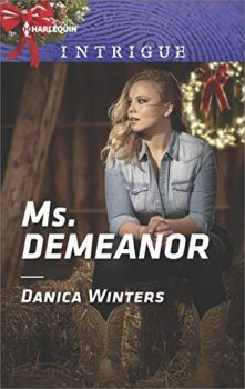 Suspense, Christmas, and even Puppies… Oh, my! by Danica Winters