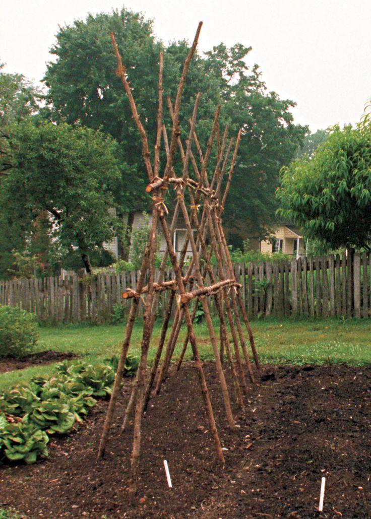 Three garden structures you can build garden ideas for Garden structure designs