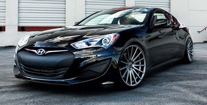 Hyundai Genesis On Vossen Vfs2 Constructeur Hyundai HD Wallpapers Download free images and photos [musssic.tk]