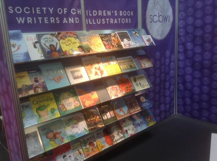 On display at the Bologna (Italy) Book Festival--far end of the third row. That book really gets around.