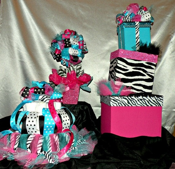 Best ideas about zebra centerpieces on pinterest baby